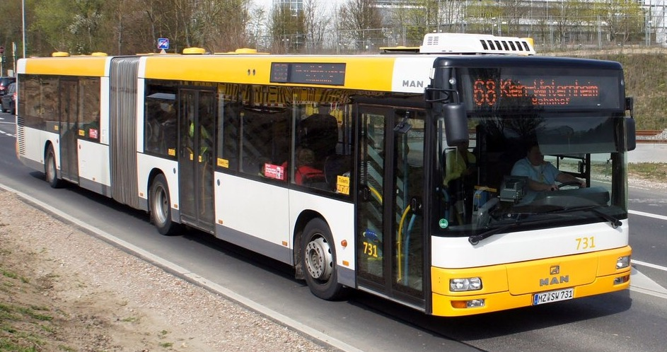 Frankfurt/Mainz/Wiesbaden: Energiepark erzeugt grünen Wasserstoff für Busfahrten