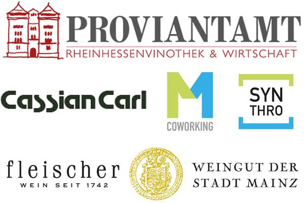 Sponsoren Vinocamp Rheinhessen