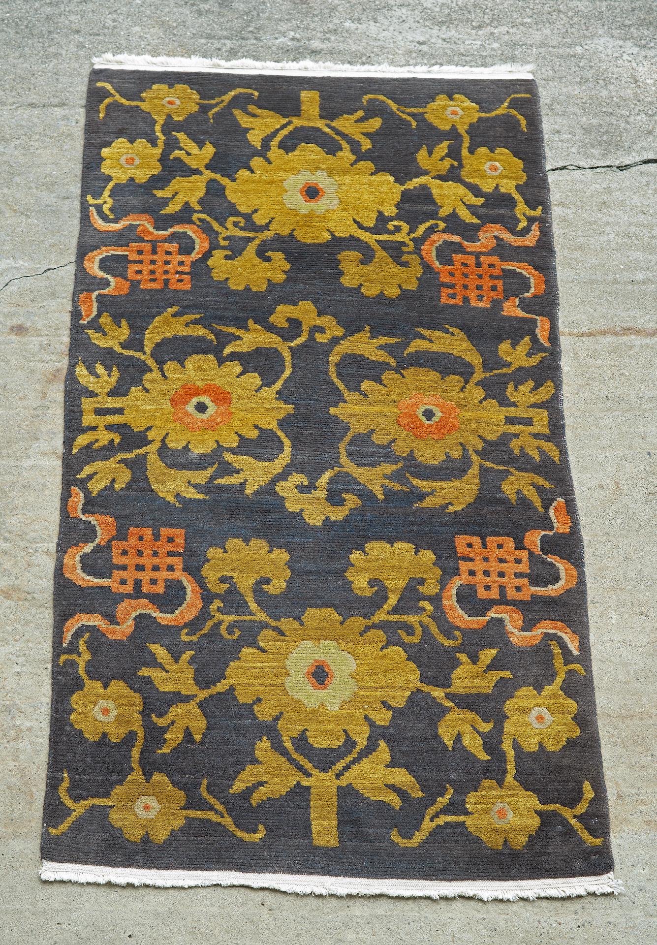 Teppich Japonismus