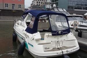 Sportbootausbildung in Düsseldorf - Motoryacht Betti Sealine 300