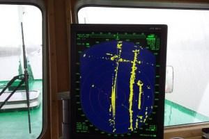 Radar in der Binnenschifffahrt - Swiss Radar JFS 364 C