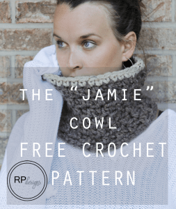 The Jamie Cowl by RP Designs