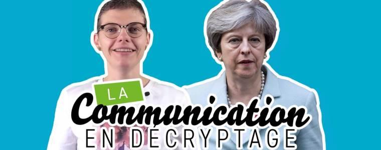 Aurélie analyse le discours politique des dirigeants du Royaume-Uni en plein Brexit.