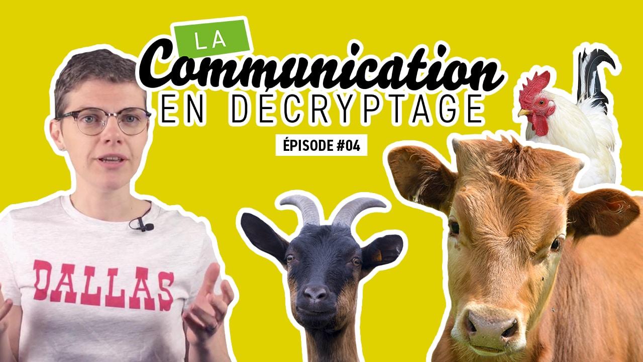 Aurélie, de l'agence de communication Rhetorike, décrypte pour nous l'exercice de communication qu'est le salon de l'agriculture.
