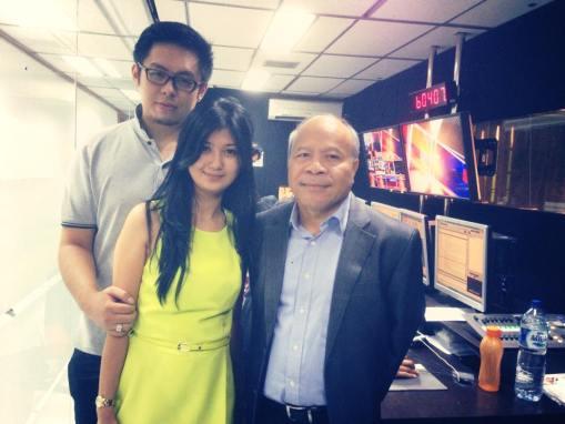 WITH Mr DON BOSCO SELAMUN – PEMRED METRO TV