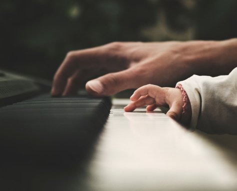 Pianiste Laura Tesselaar