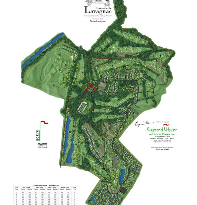 Domain de Lavagnac Golf Resort