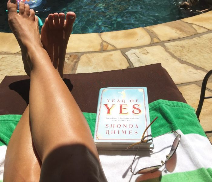 Book Recommendation: Year of Yes by Shonda Rhimes