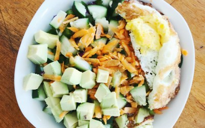 Oriental Inspired Salad