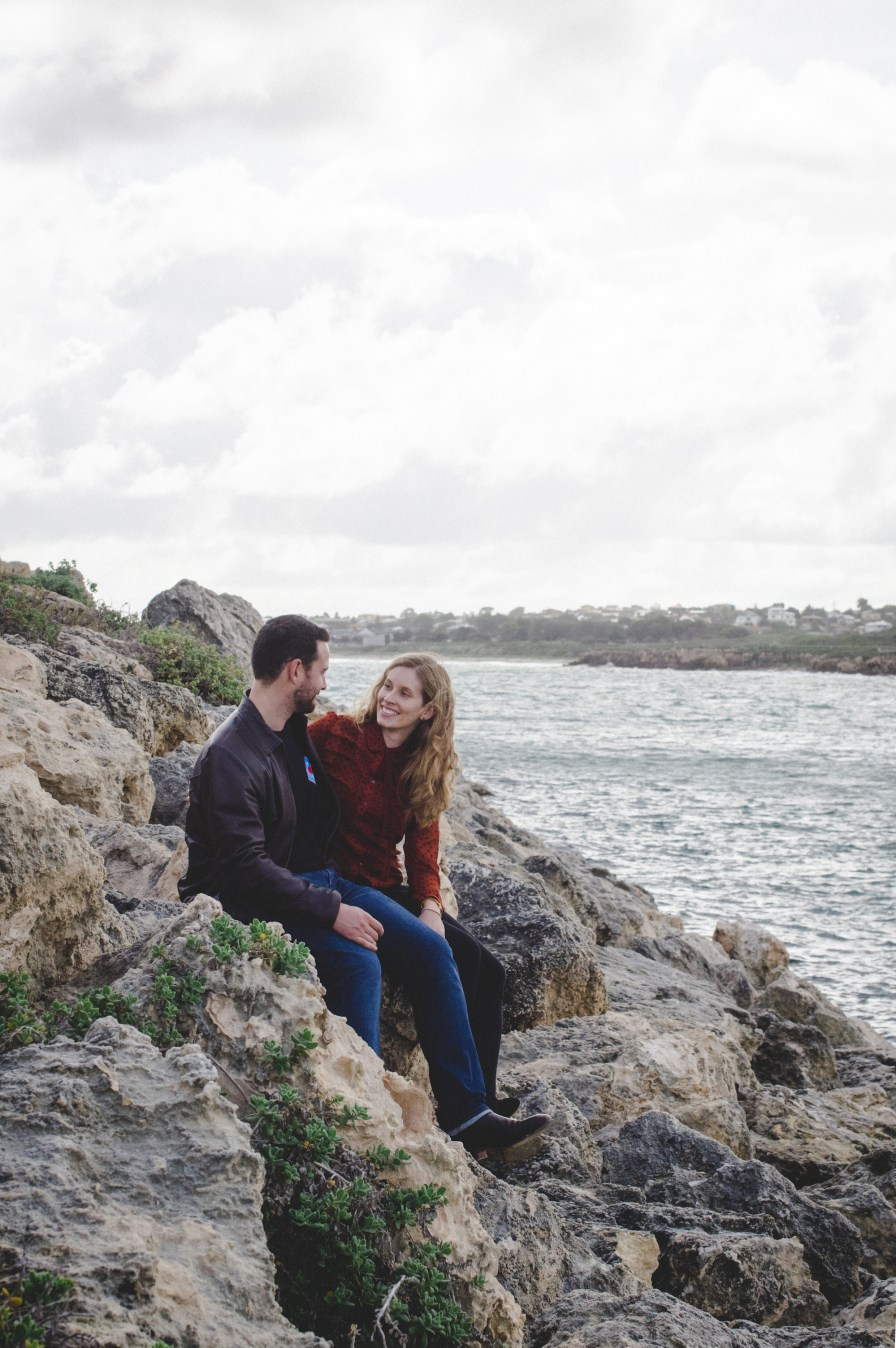 Mindarie Marina Candid Couples Portrait Session
