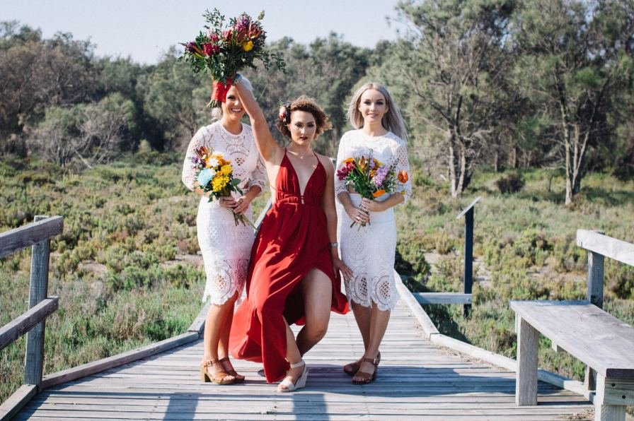 Coodanup Reserve Natural Wedding Photography 4