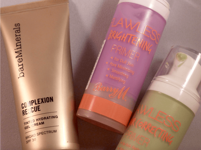 primer and complexion rescue