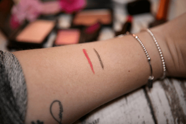 nars swatches