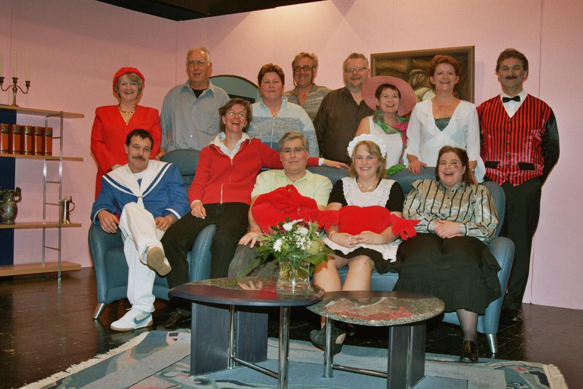 2005: Blaus Bluet und Erbslisuppe