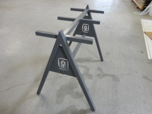 Simple Bag Stand for Tumble Creek