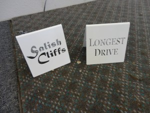 More custom KP signs - work great with our proxy markers!