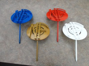 Tee Markers- North Fork