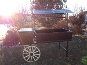 1st Tee Cart -Isleworth