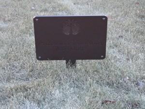 Custom Golf Practice Facililty Sign -Tupeolo