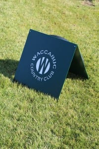 Driving Range Clocks -Waccabuc
