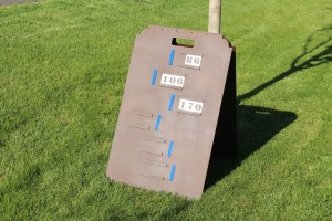 Driving Range Signs -GC of TN