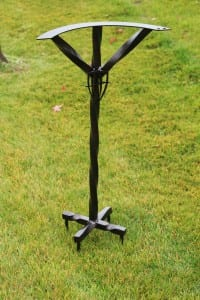 Golf Bag Stand -The Hasentree Club