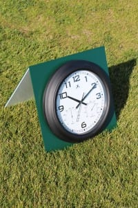 Golf Driving Range Clocks -Waccabuc
