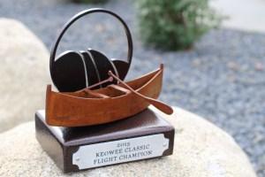 Golf Tournament Award -Cliffs Canoe