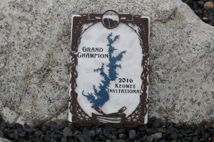 Golf Tournament Plaques -The Cliffs at Keowee Springs