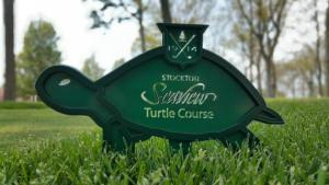 Turtle Course Tee Markers -Seaview NJ