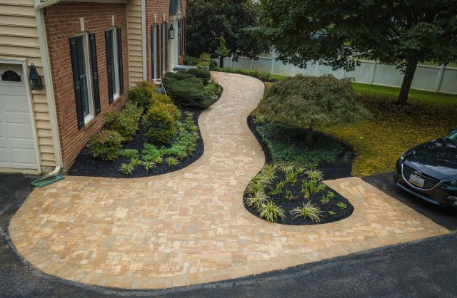 Custom hardscape builder and installer in sykesville, md rhine