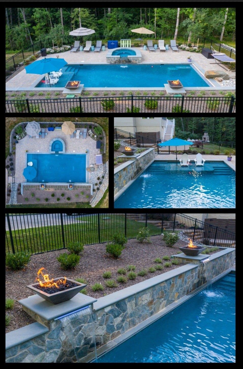 howard county pool builder contractor