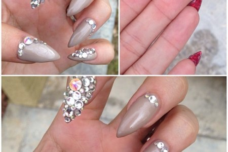 Interior Nail Designs With Rhinestones 4k Pictures 4k Pictures