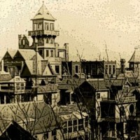 Sarah Winchester and The World's Most Haunted House