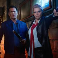 There's so much blood in the first teaser for Ash vs. Evil Dead Season 2
