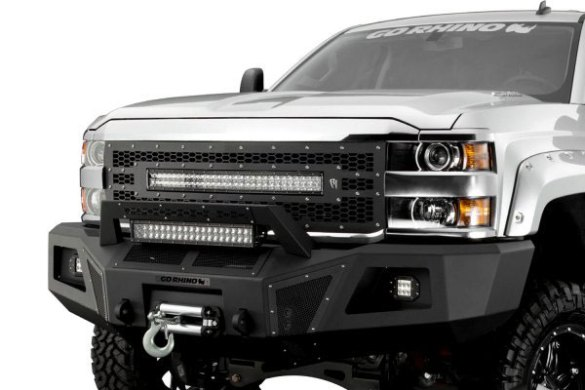 Exterior Accessories   Product Categories   RTAC   Rhino Truck     Bumpers