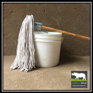 RhinoSOS, Mop and bucket shop