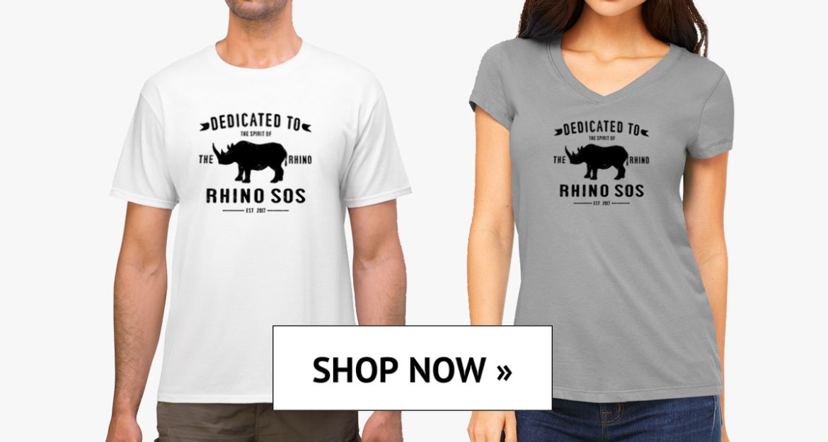 Save the Rhino, Rhino Spirit Tribe T Shirts