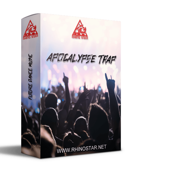 Trap apocalypse sample pack is for Trap music producers who want to step up their production game, including 5 raging construction kits for trap music with midi files, One-shots and loops.