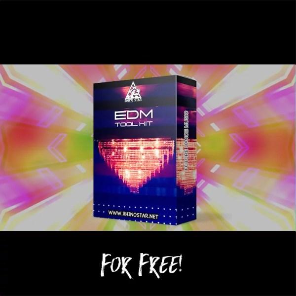 free edm tool kit, sample pack for EDM, EDM Tool Kit for dance music production for free