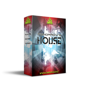 Tomorrow's House sample pack, future house sample pack, future house sounds, future house samples, loops, midi files, drums with 5 Construction Kits