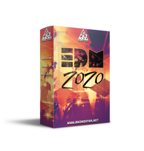 EDM 2020 Rhino Star music new sample pack for EDM music production in 2020