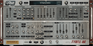 TyrellN6 Free VST Synth