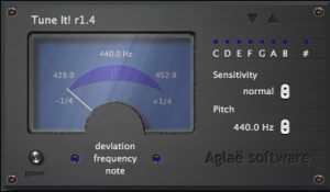 Tune It! free Audio Plugin VST