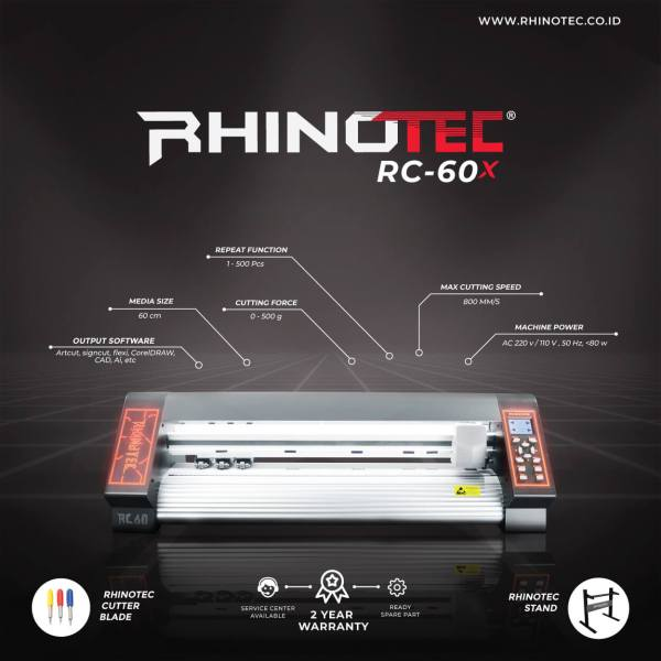 Mesin Rhinotec RC 60 X Series