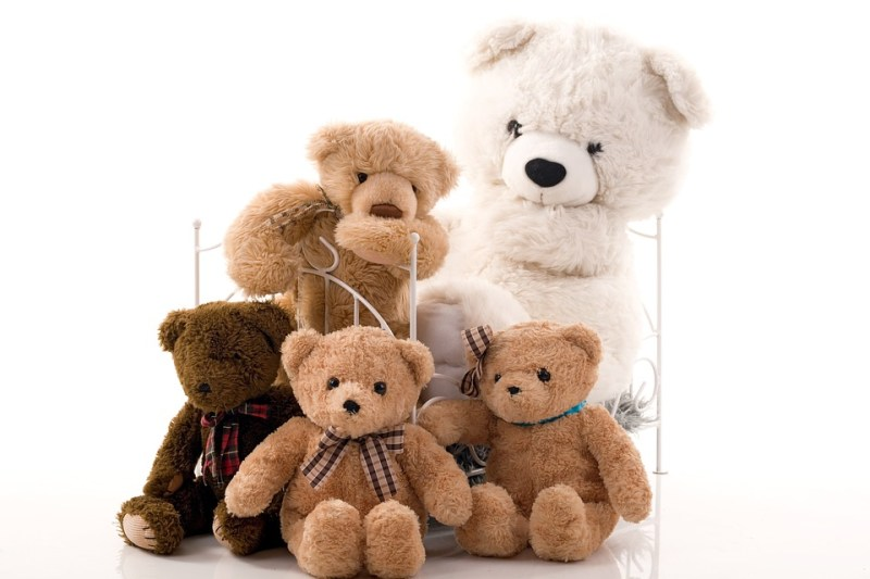 stuffed bears