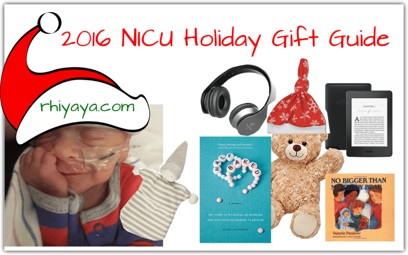 2016 nicu holiday gift guide