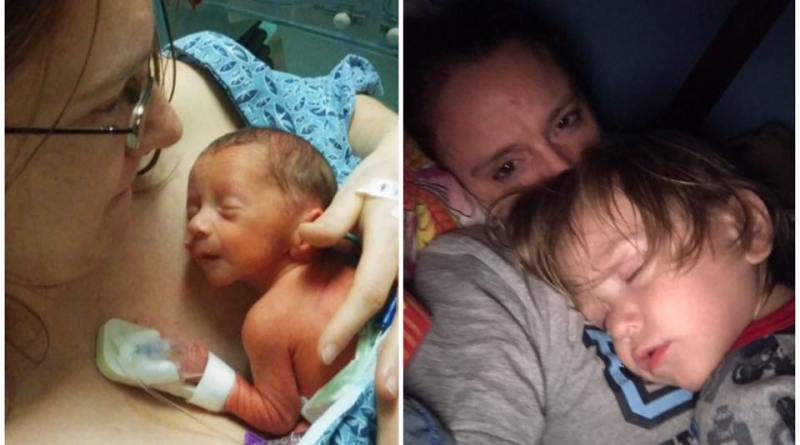 comparison, preemie vs now