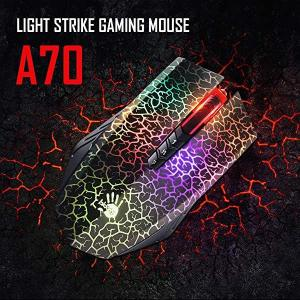 A70-Light Strike Gaming Mouse Bloody - RHIZMALL.PK Online Shopping Store.