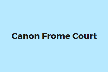 Canon Frome Court